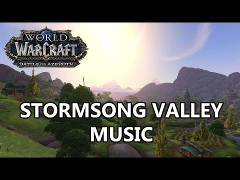 Stormsong Valley Music - Battle for Azeroth Music
