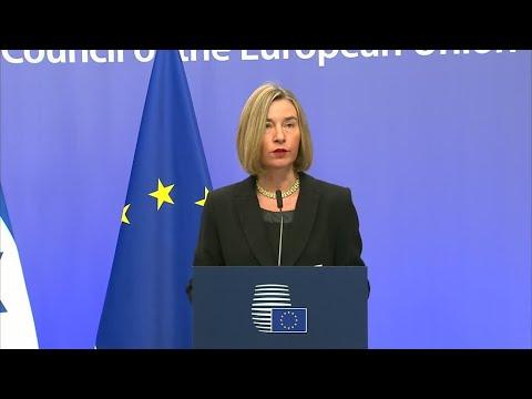الاتحاد الأوروبي: نؤمن بحل الدولتين لإحلال السلام بين الفلسطينيين والإسرائيليين  - نشر قبل 2 ساعة