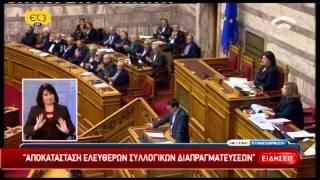 Δελτίο ειδήσεων ΕΡΤ ΕΡΤ3 08/02/2015