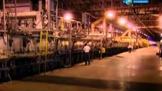 Como se fabrica o vidro (Portugues)