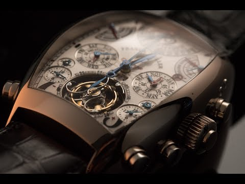 FRANCK MULLER – Access all areas in the Tourbillon Department