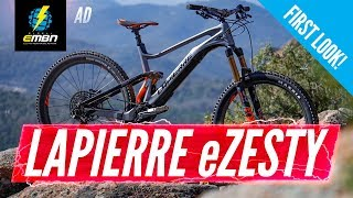 Two Bikes In One: Is The Lapierre eZesty The Ultimate E-Bike? | EMBN's First Look