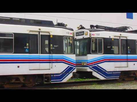 3/10/18 Preview: Metro Blue Line P865 Trio repainted into original livery(2)