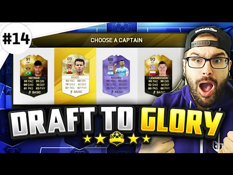 MASSIVE DRAFT WIN! -  FUT Draft to Glory #14 - FIFA 16 Ultimate Team
