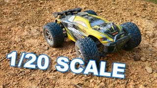 Tiny Truggy With A Lot Of Punch - WLToys 40409 - TheRcSaylors