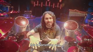 BLU-RAY & DVD ALL ACCESS TO AQUILES PRIESTER'S DRUMMING (OFFICIAL TEASER 1) 4K