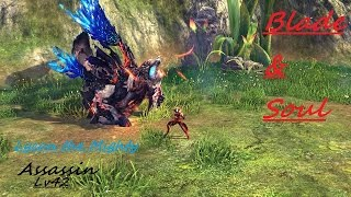 """[Blade and Soul] Assassin lv42 -WB Lycan the Mighty- on """"ClosedBeta 3""""EU"""