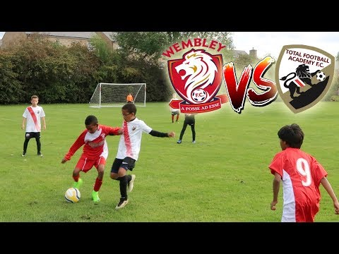 Scored In The First Match Of The Season | WEMBLEY FC U11s VS TOTTERIDGE C  | KAILEM