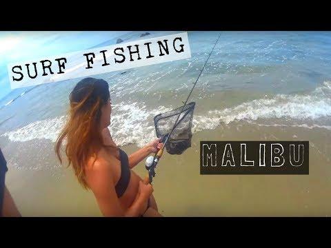 We Follow Rivers - Swimsuits & Swimbaits - Surf Fishing Malibu