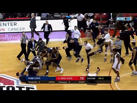 Penn State Answers Ohio State for Buzzer-Beating Win