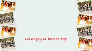 Me & My Girls (Karaoke / Instrumental / Piano Version) + Lyrics - Fifth Harmony