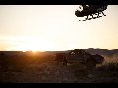 2016 Mint 400 - Andy McMillin - Helicopter View