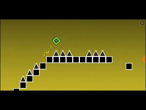 The Impossible Game IN Geometry Dash (My Recreations)