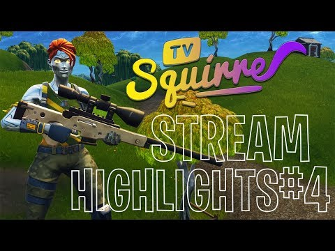 Stream Highlights #4 || tV_Squirrel || Fortnite