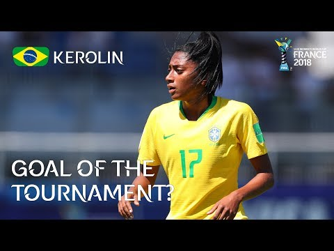 KEROLIN - GOAL OF THE TOURNAMENT Nominee