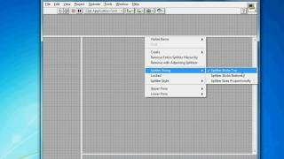 LabVIEW UI Tips - Using Panes