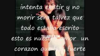 Estaba escrito SOS Corazon Rebelde(letra) thumbnail