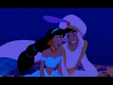 Aladdin  A Whole New World High Quality