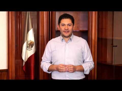 Enrique Rivera, Primer Informe  Chignahuapan Puebla