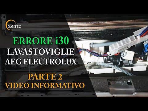 Lavastoviglie Rex Electrolux Aeg allarme 30 - Parte 2 - Diretta live ...