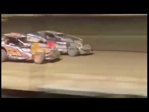 Ransomville Speedway Sportsman Feature 7-29-16