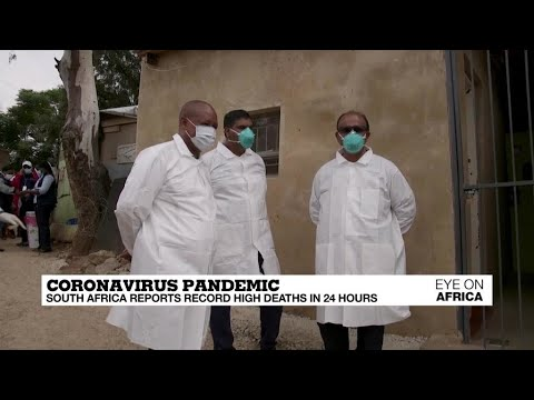 Coronavirus Pandemic: South Africa Records Record High Deaths In 24 Hours