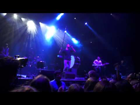 """Live105 NSSN Imagine Dragons """"It's Time"""" @Oracle Arena, Oakland California 12/08/12"""