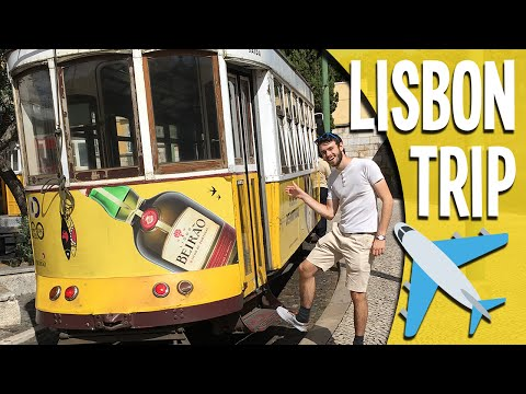 Lisbon Trip With My Girlfriend