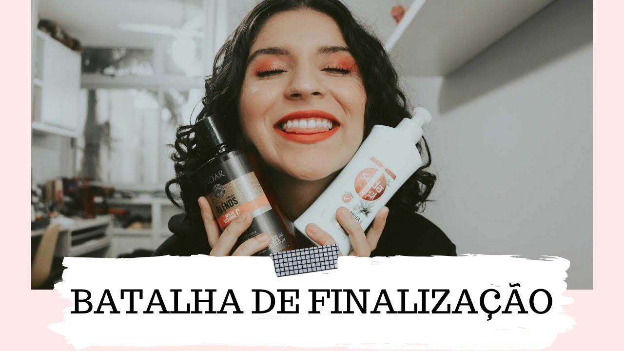 BATALHA DE FINALIZAÇÃO - Inoar x Seda By Rayza