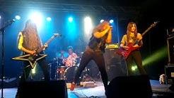 Kovaa Rasvaa – Live (full show) – 8.6.2018 Tampere Punk Fest, Kuivaamo, Finland