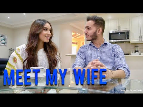 MEET MY WIFE...