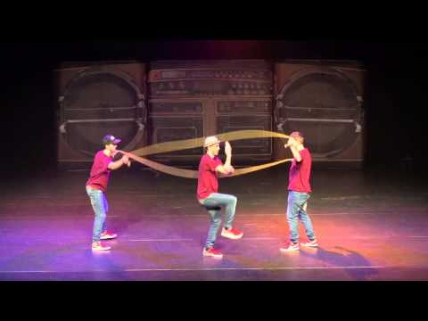 The Jump Rope Crew - Rope Skipping - Standard Show (Beta Show)
