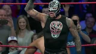 Download lagu Rob Van Dam RVD Rey 619 and Moose 8 man tag team warfare 5star wrestling overseas