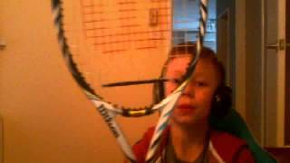 Wilson Juice 26 Racket Review | TheMaleLoomer