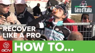 How To Recover Like A Pro | Giro D