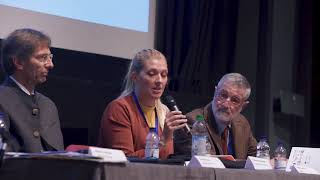 """Beatrice Fihn at HTP2017 - """"The importance of the nuclear weapons ban treaty"""""""