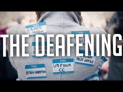 Halocene - The Deafening - Lyric   for March For Our s