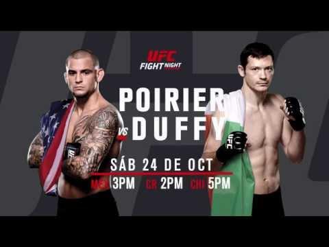 UFC Dublin en vivo por UFC NETWORK