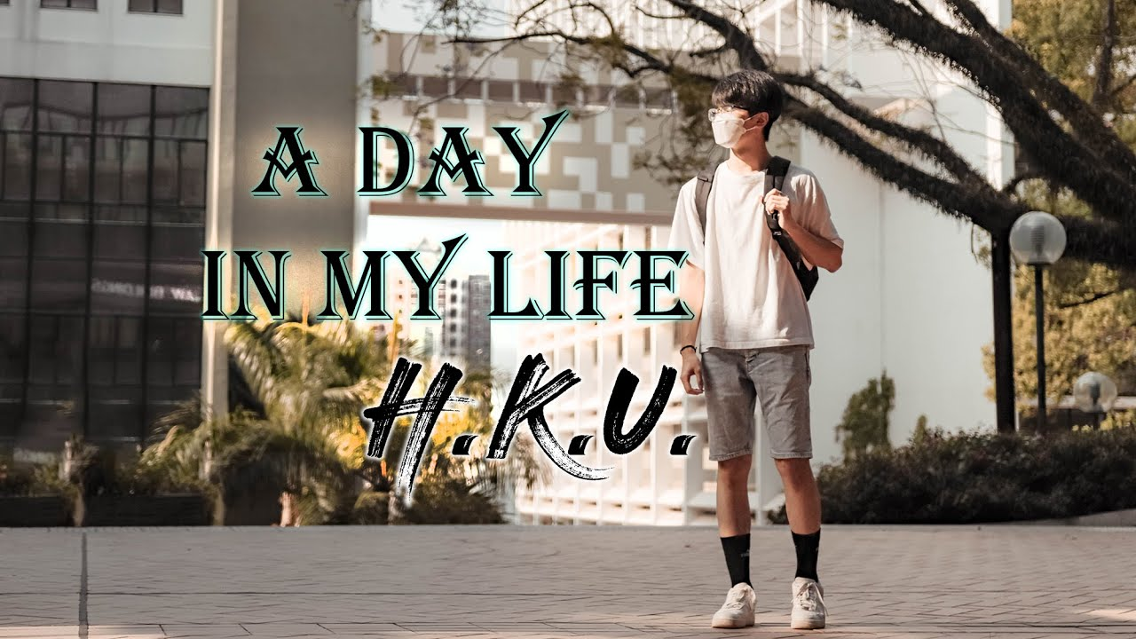 Download LAST Day of University | Day in the Life at The University of Hong Kong
