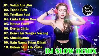 Hits Dj Terbaru 2019 - Dj Slow Remix Terbaik 2019 - Spesial Oktober - Salah Apa Aku