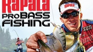 CGR Undertow - RAPALA PRO BASS FISHING review for Nintendo Wii U