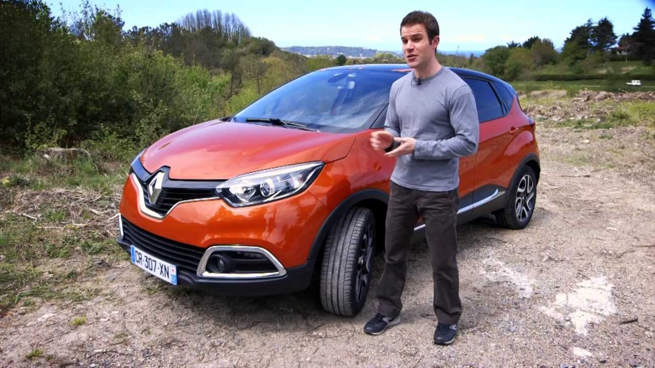 Renault Captur Which First Drive Youtube