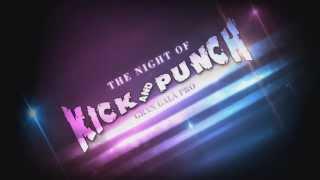 The Night Of Kick And Punch Iii° Edizione - Video Pregalà