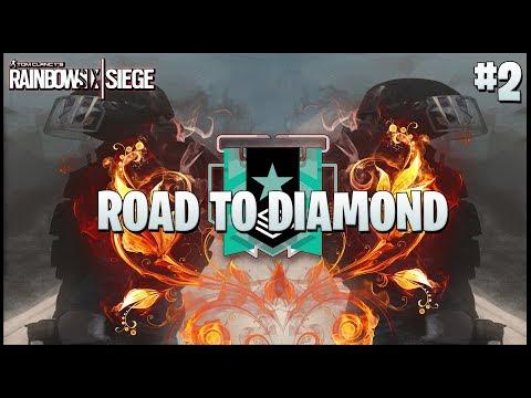 🔴 ROAD TO DIAMONDS #2 ◄► Caramelo Rainbow Six Siege Gameplay Español