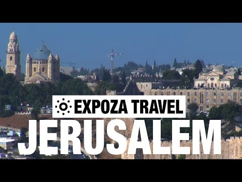 Jerusalem (Israel) Vacation Travel Video Guide