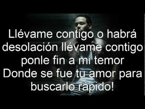Romeo Santos Llevame contigo Lyrics