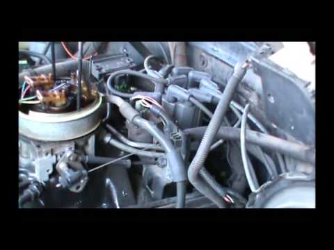 1988-95 gm truck ignition systems