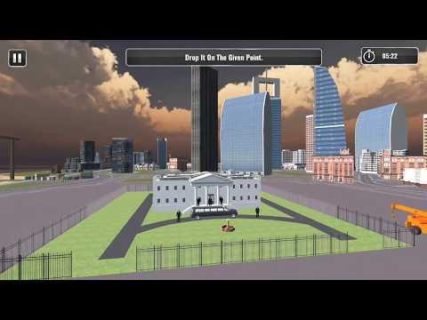 White House Building Construction Games City Build