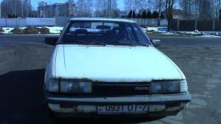 Mazda 626 2.0i GT.  Ржавый - но не мертвый конь.
