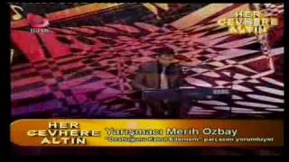 Flash Tv Yarışma merihbaba kabul edemem